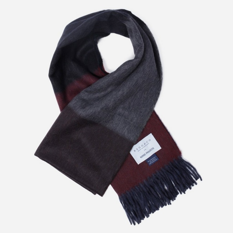 Norse Projects x Begg & Co Scarf