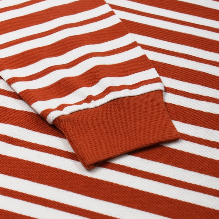 Pop Trading Company Gabe Long Sleeve Stripe T-Shirt