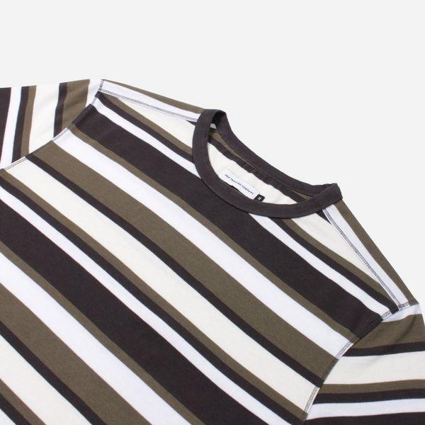 Pop Trading Company Co Stripe Long Sleeve T-Shirt