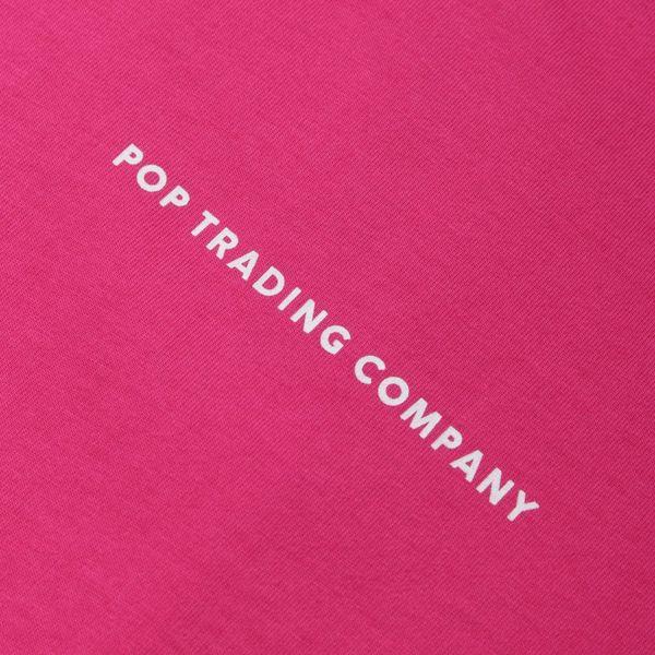 Pop Trading Company Logo Short Sleeve T-Shirt