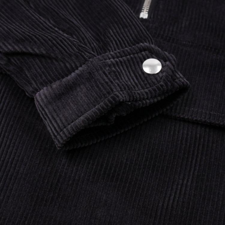 Pop Trading Company Half Zip Pull Over Jacket