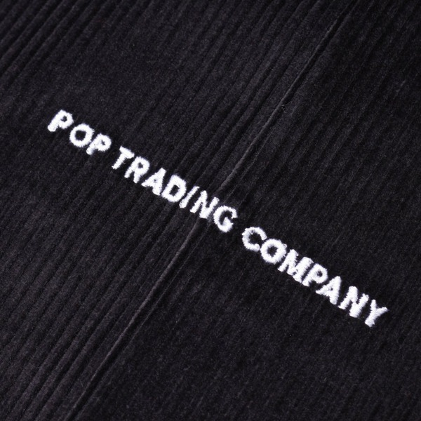 Pop Trading Company Half Zip Pull Over Jacket