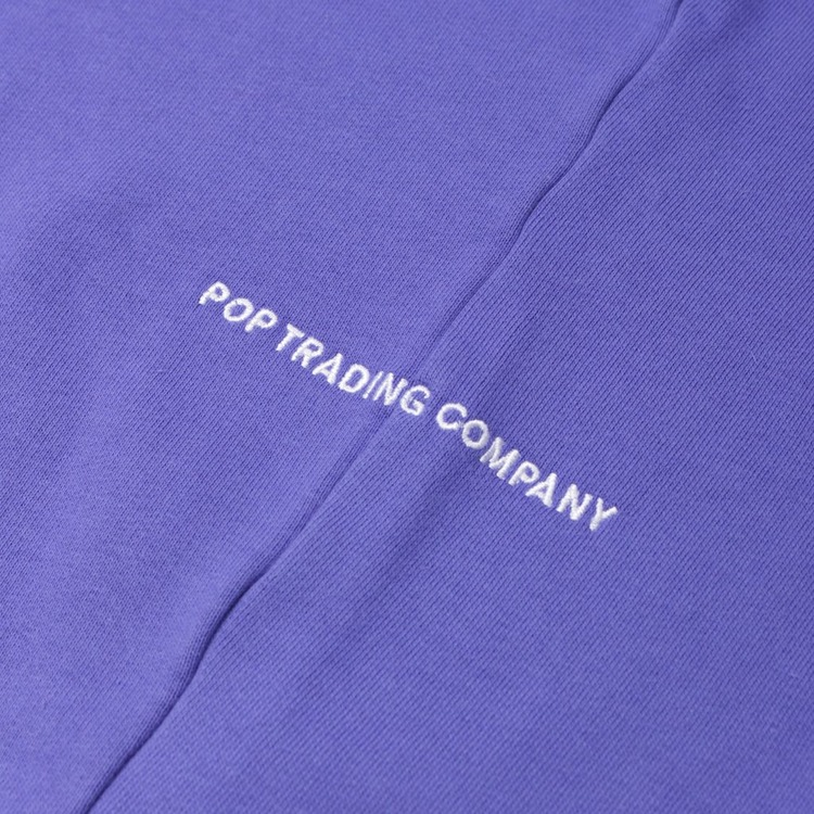 Pop Trading Company Logo Hoodie