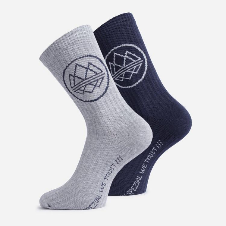 adidas Originals Spezial 2 Pack Logo Socks
