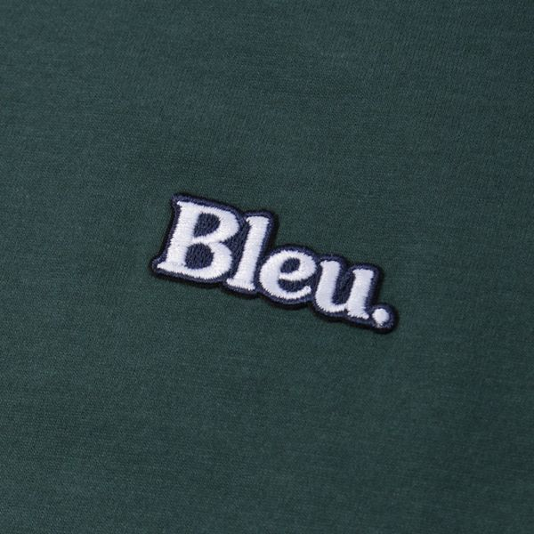 Bleu De Paname Bleu Badge Short Sleeve T-Shirt