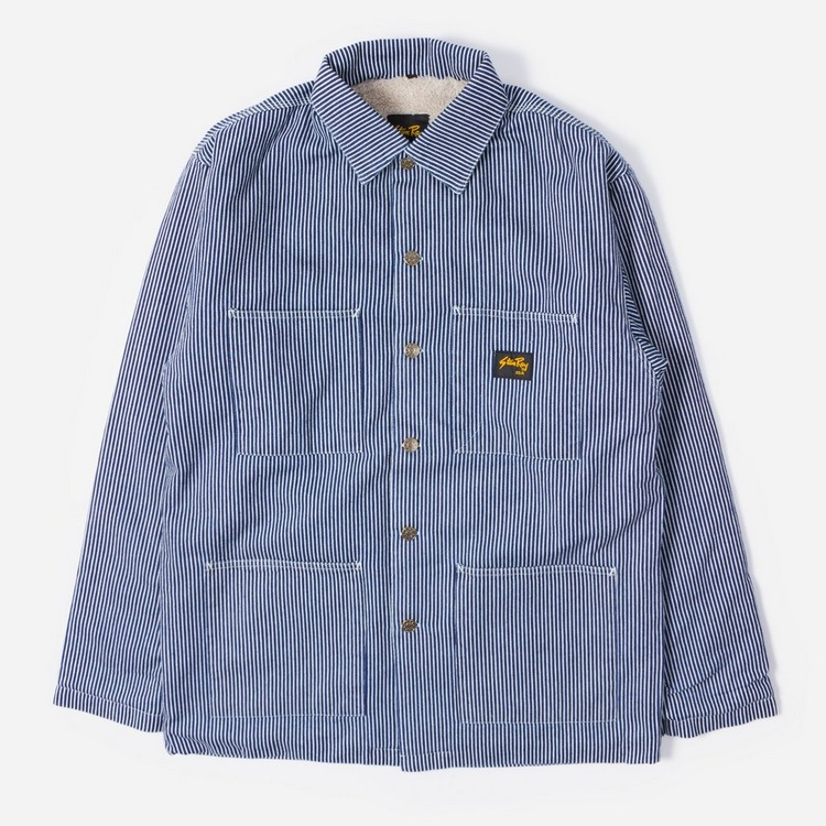 Stan Ray Lined Shop Jacket