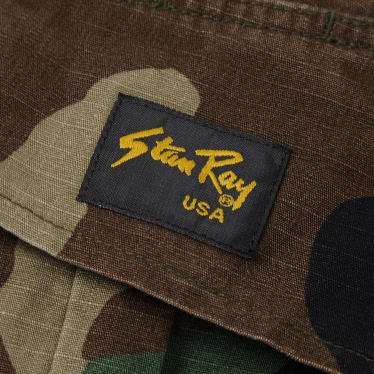 Stan Ray Tropical Camo Jacket