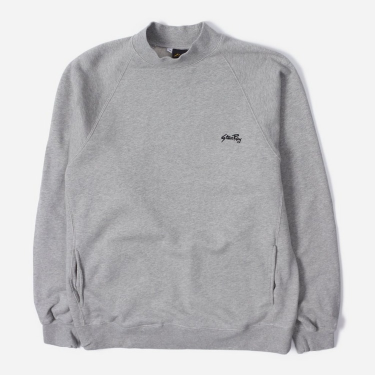 Stan Ray Roll Neck Sweatshirt