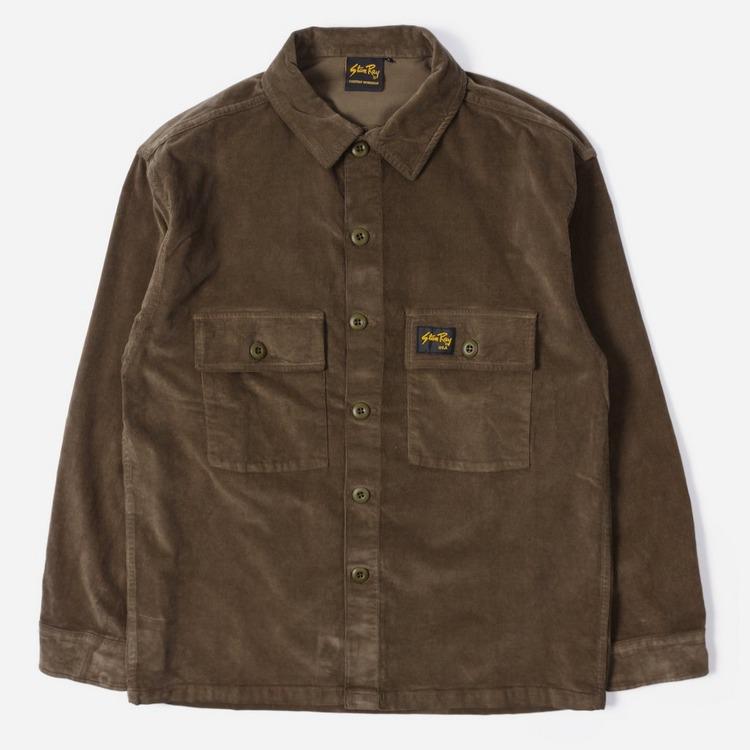 Stan Ray Cord Shirt