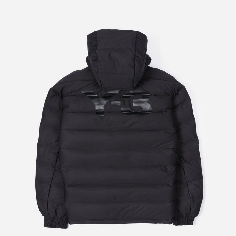 adidas Y-3 Seamless Down Hooded Jacket