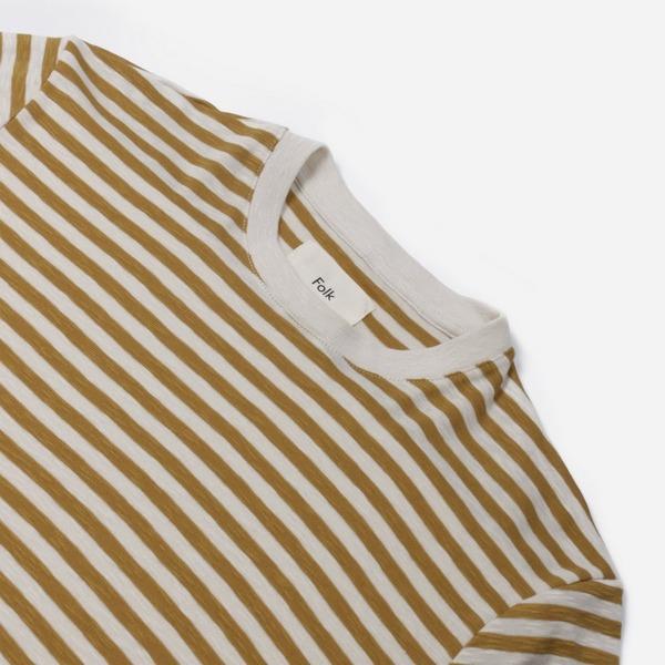 Folk Classic Stripe T-Shirt