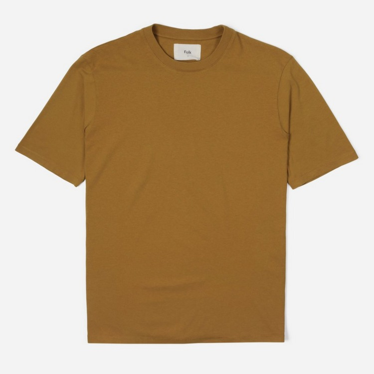 Folk Contrast T-Shirt