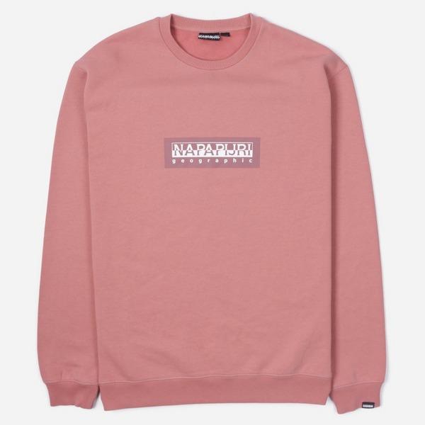 Napapijri Box Logo Sweatshirt