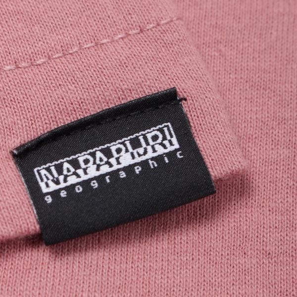 Napapijri Box Logo Short Sleeve T-Shirt