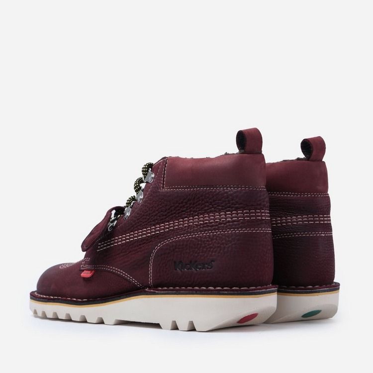 Kickers Kick Hi Winterised