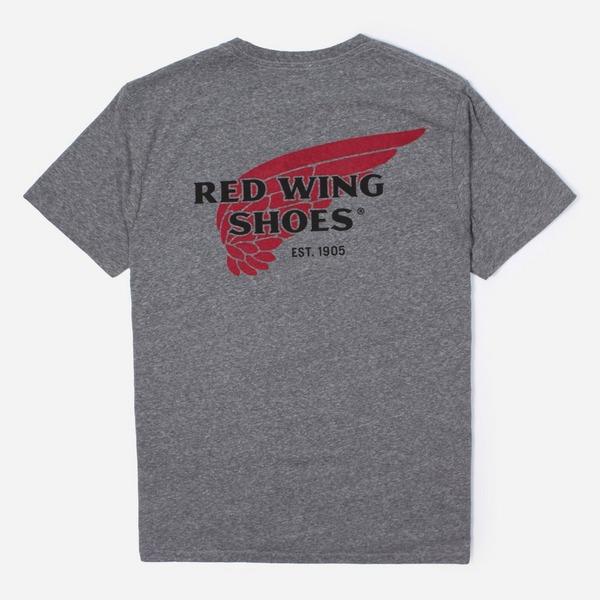 Red Wing Logo T-Shirt