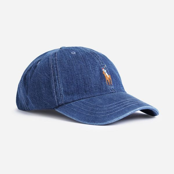 Polo Ralph Lauren Denim Sport Cap