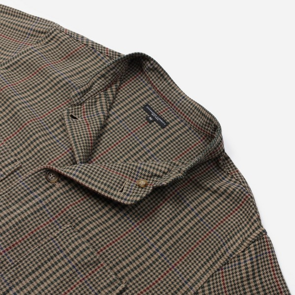Engineered Garments Gun Club Long Sleeve Check Twill Dayton Shirt