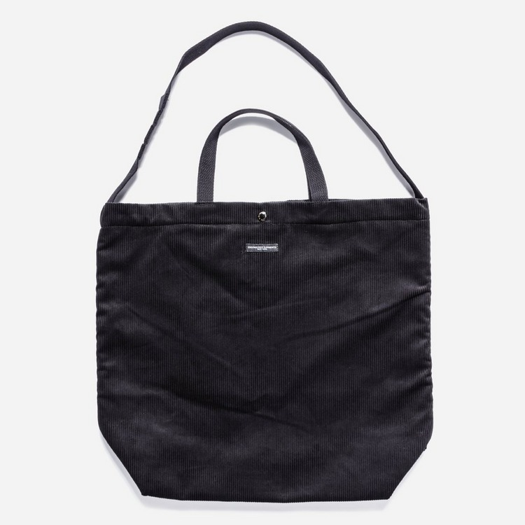 Engineered Garments Corduroy Carry All Tote Bag