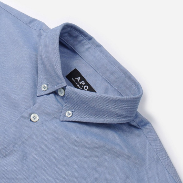 A.P.C. Chemise Button Down Shirt