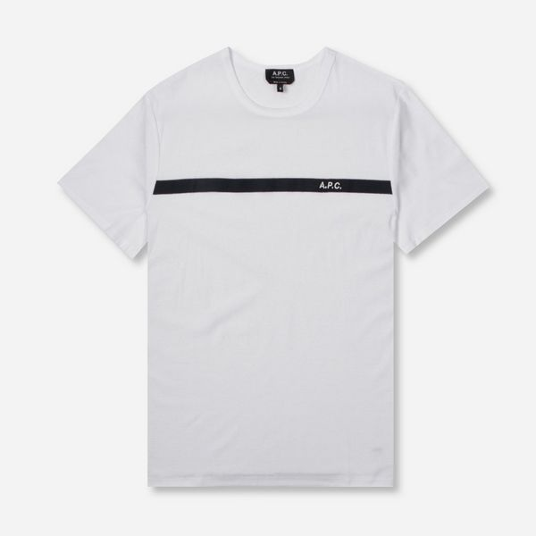 A.P.C Yukata Short Sleeve T-Shirt