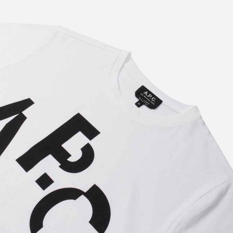 A.P.C. Decale T-Shirt