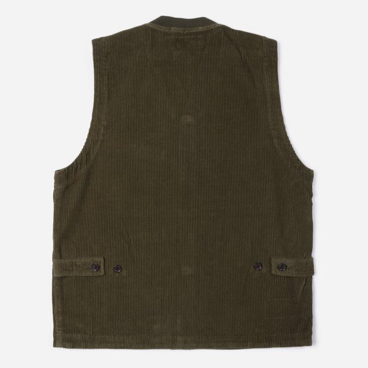 Universal Works Cord Brixton Waistcoat