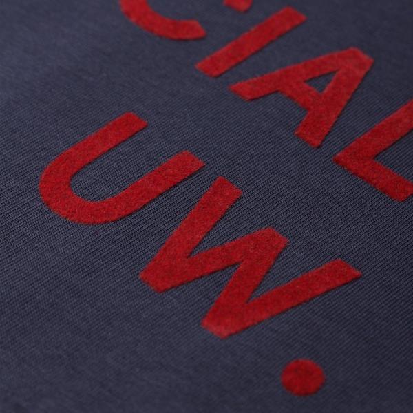 Universal Works Single Jersey 10 Year Print Short Sleeve T-Shirt