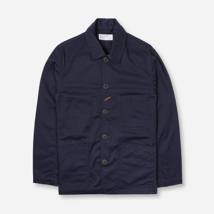 Universal Works Twill Bakers Jacket