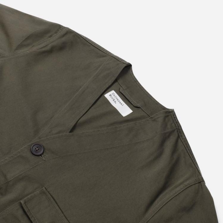 Universal Works Twill Cabin Jacket