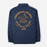 Universal Works Flight Nylon Coach Jacket