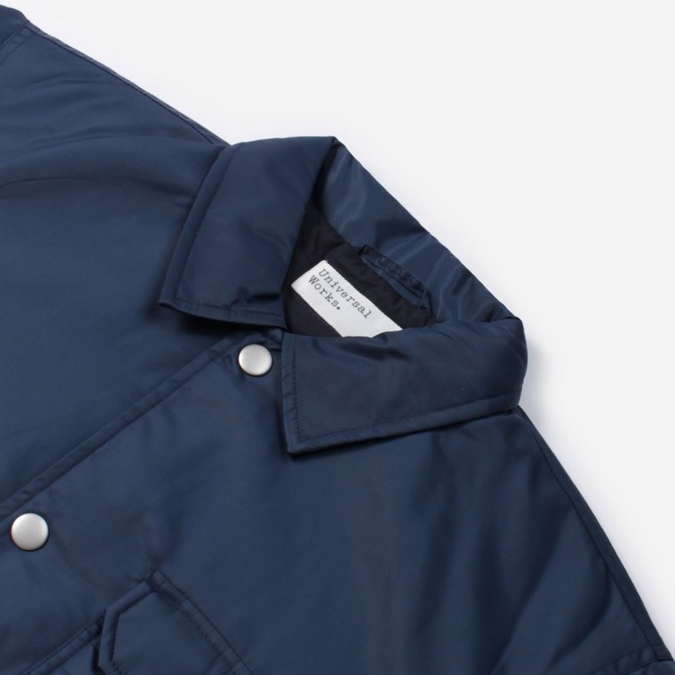 Universal Works Flight Nylon Coach Jacket