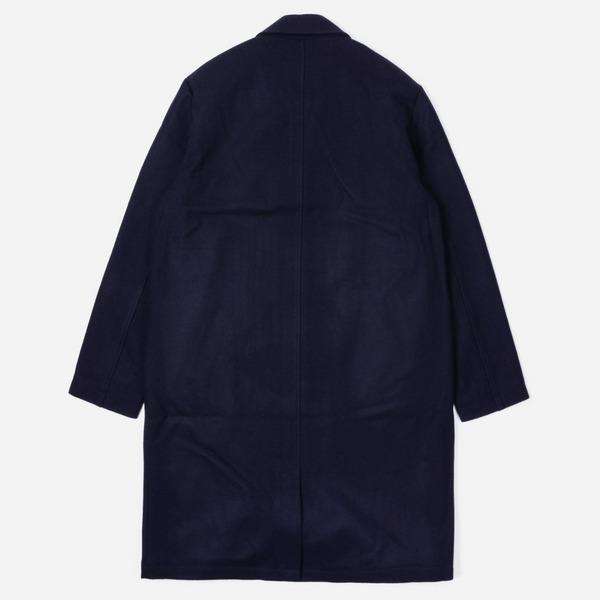 Universal Works Melton Overcoat