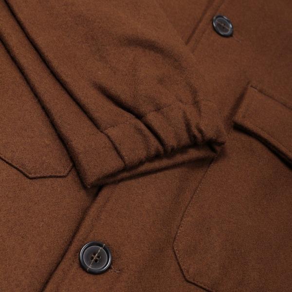 Universal Works Melton Strummer Jacket