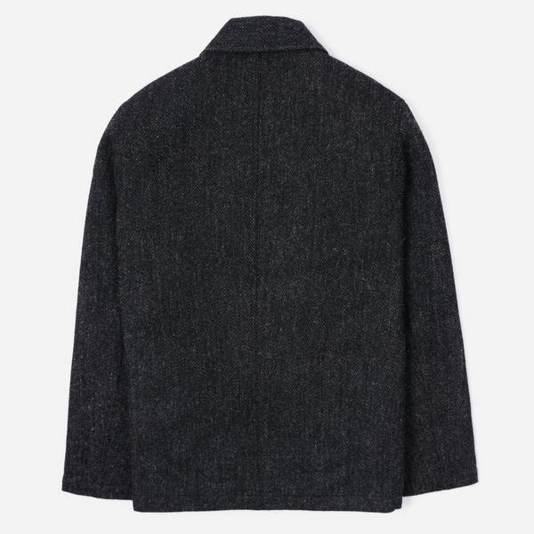 Universal Works Harris Tweed Bakers Chore Jacket
