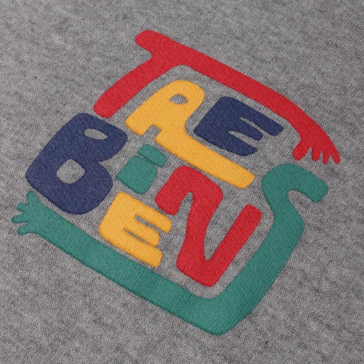 Tres Bien Hands Logo Overhead Hoodie