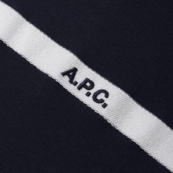 A.P.C. COCLI-H26853 YUKATA T-SHIRT