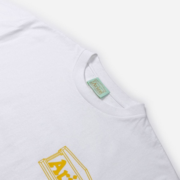 Aries Classic Temple Short Sleeve T-Shirt