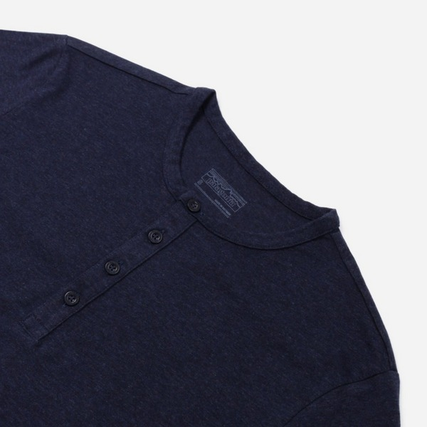 Patagonia Daily Henley Long Sleeve T-Shirt