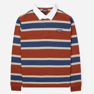 Patagonia Rugby Long Sleeve Polo Shirt