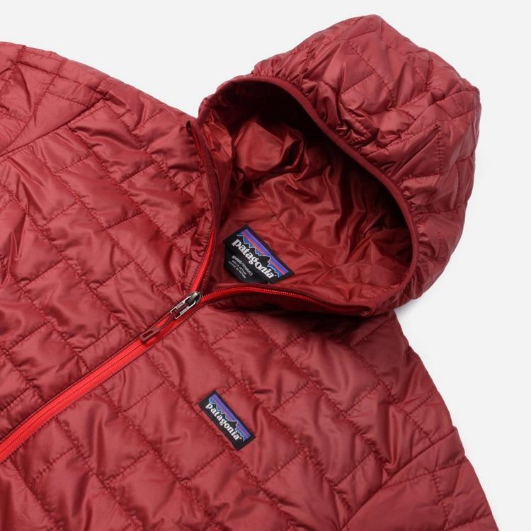 Patagonia Nano Puff Hooded Jacket