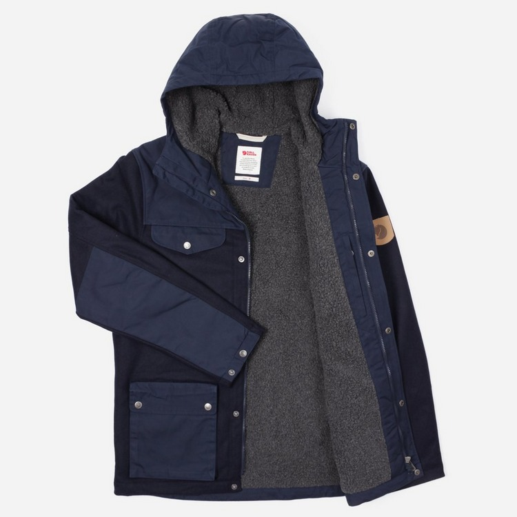 Fjallraven Greenland Re-Wool Jacket