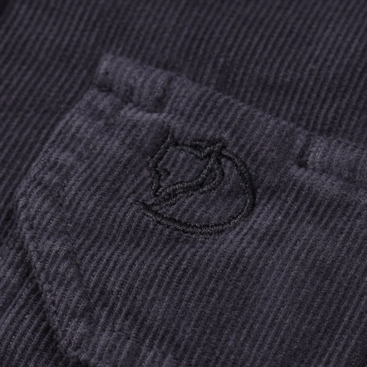 Fjallraven Ovik Cord Long Sleeve Shirt
