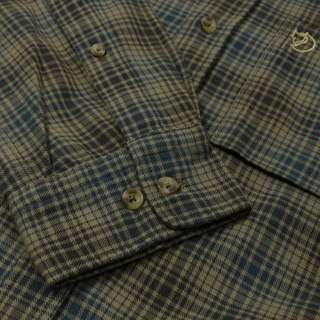 Fjallraven Kiruna Flannel Long Sleeve Shirt