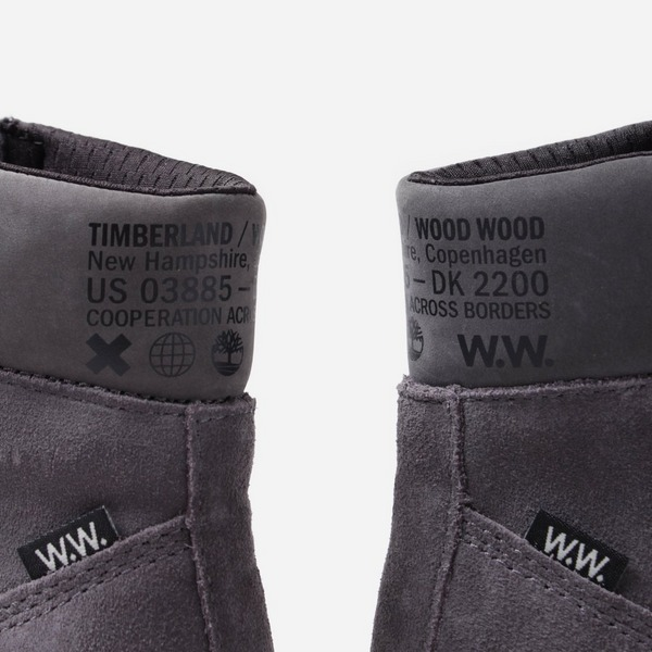 Timberland x Wood Wood Brooklyn 6 Inch
