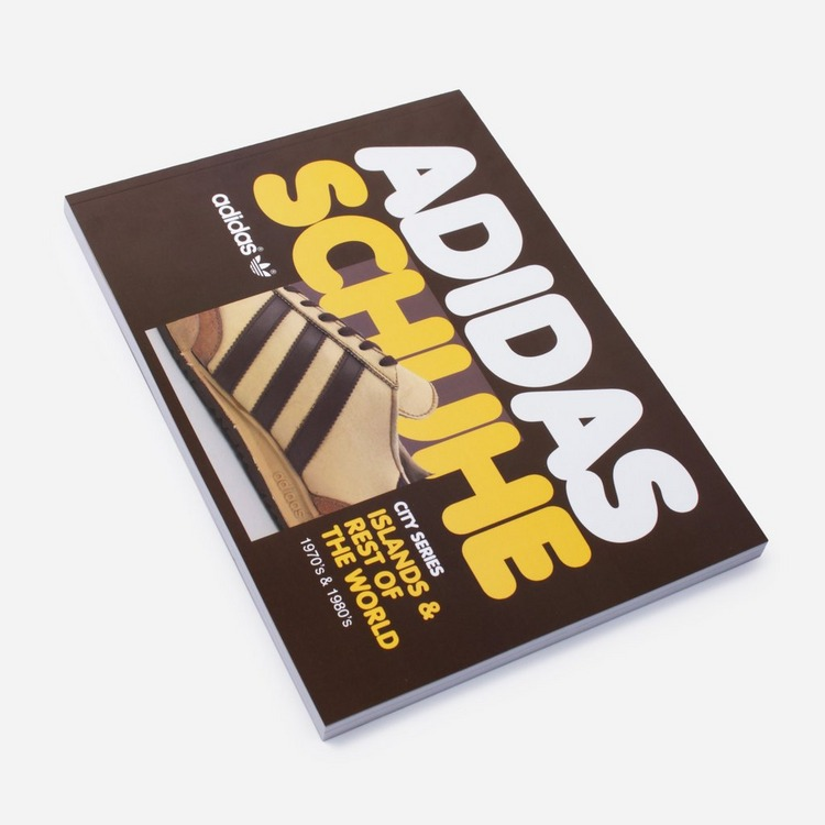Publications Adidas Schuhe Book 3 - Islands and Rest of World