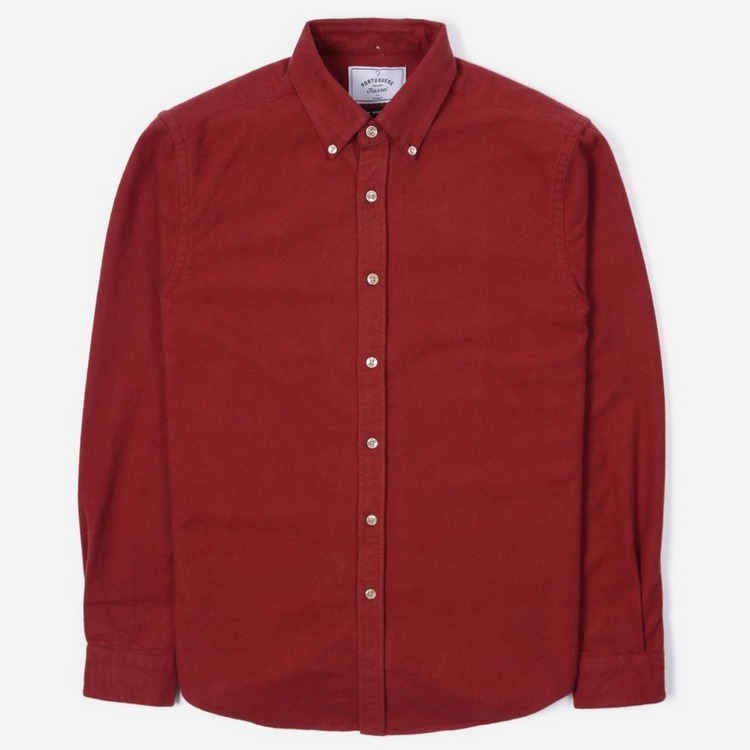 Portuguese Flannel Chemy Shirt