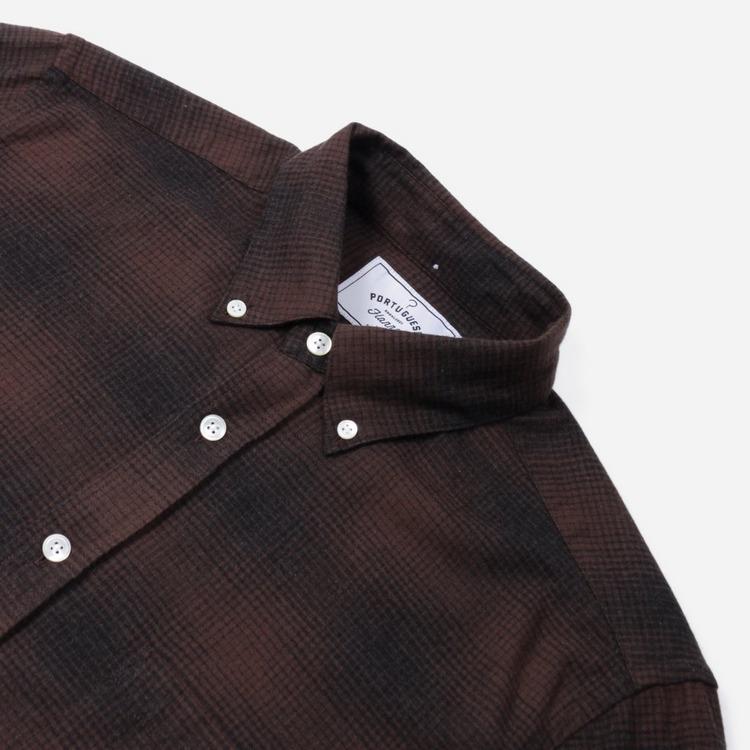 Portuguese Flannel Clerigo Shirt