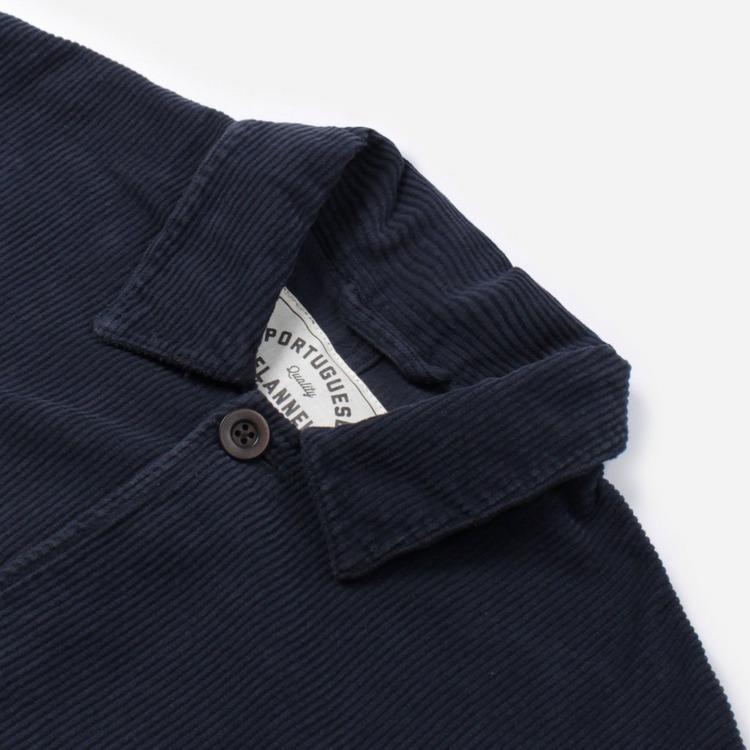 Portuguese Flannel Labura Corduroy Overshirt