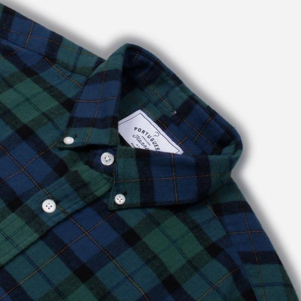 Portuguese Flannel Montevideo Shirt